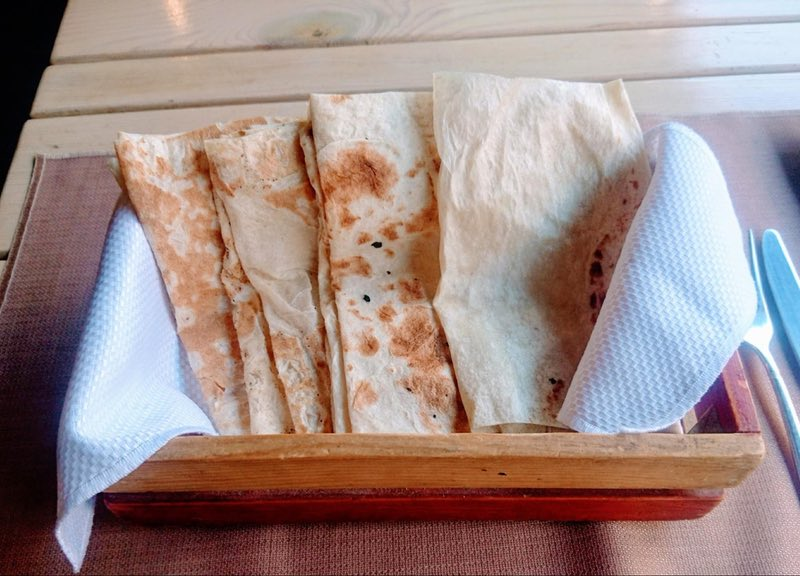 Comida Armenia - Lavash