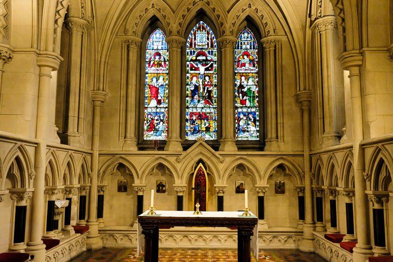 Dublin İrlanda Mesih Kilisesi Katedrali