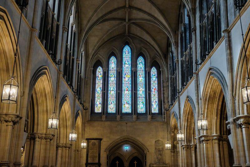 İsa'nın Kilisesi Dublin İrlanda