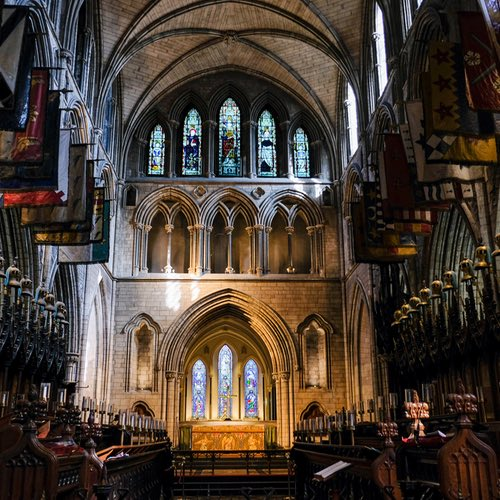 Christ Church Cathedral & St. Patrick's Cathedral in Dublin, Ireland – How Barley Barons Saved Them