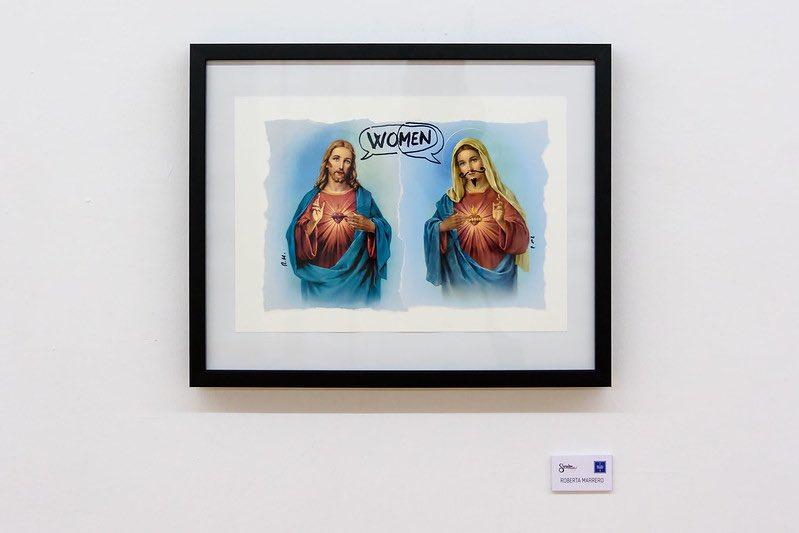 Swinton ve Oscar Guerra tarafından Grant