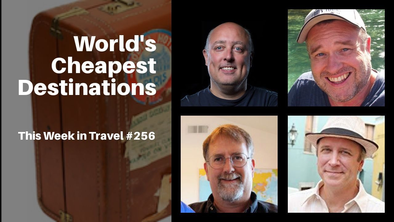 an interview with Tim Leffel the author of the World's Cheapest Destination