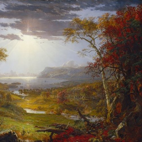 Fall Foliage in New York's Hudson Valley and the Hudson River School that Captured It