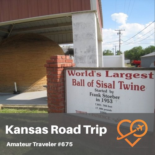 Kansas Road Trip – Episode 675