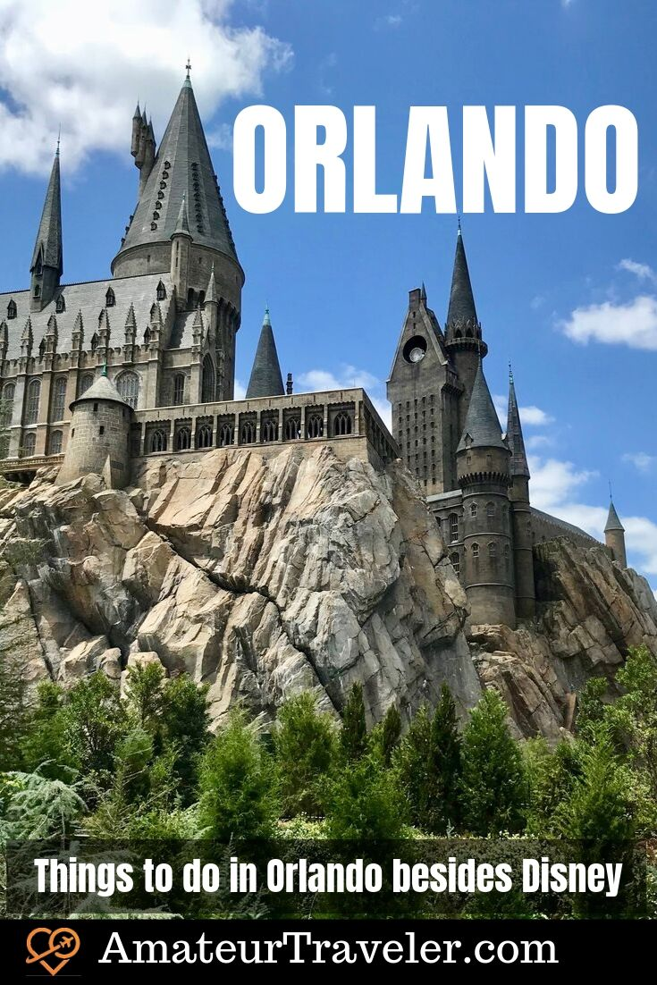 Things to do in Orlando besides Disney | Things to do in Orlando besides theme parks #florida #usa #disney #wdw #universal #with-kids #orlando #universal-studios #restaurants #night-life #things-to-do-in