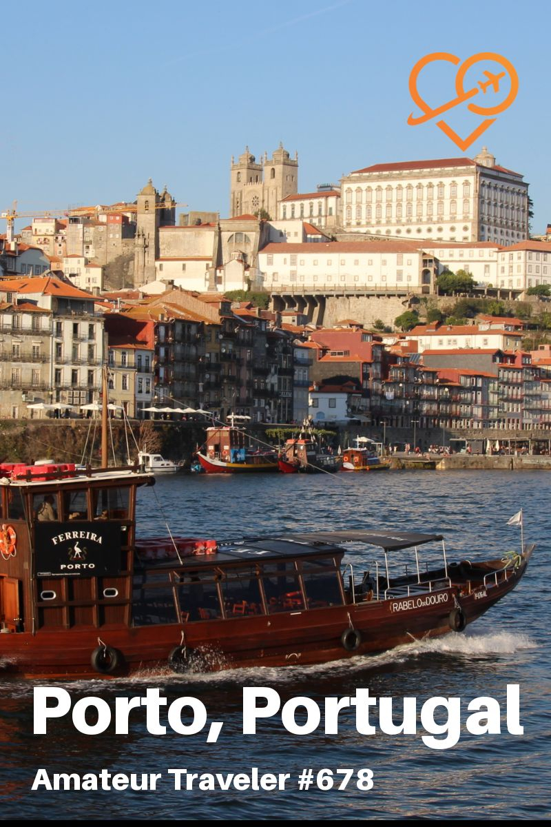 Travel to Porto, Portugal (Podcast) | What to do in Porto Portugal | Porto Itinerary #porto #portugal #travel #trip #vacation #podcast #what-to-do-in #itinerary #restaurants #food #wine #port #city #eat