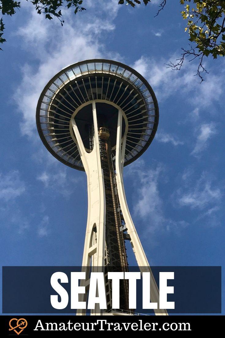 Seattle ziyaret ederseniz yapılacak ilk şey ...   Seattle'da 3 Gün   Seattle'da Ne Yapmalı #seattle #washington # şeyler yapılacak şeyler #itinerary # uzay iğnesi # müze # -çocuklarla #travel #trip #vacation #downtown