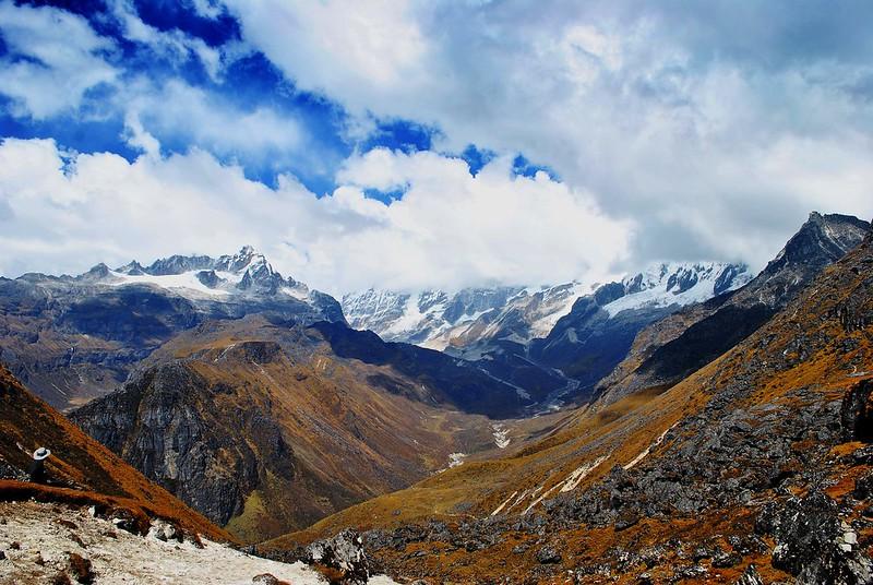 Dzongri Geçiş