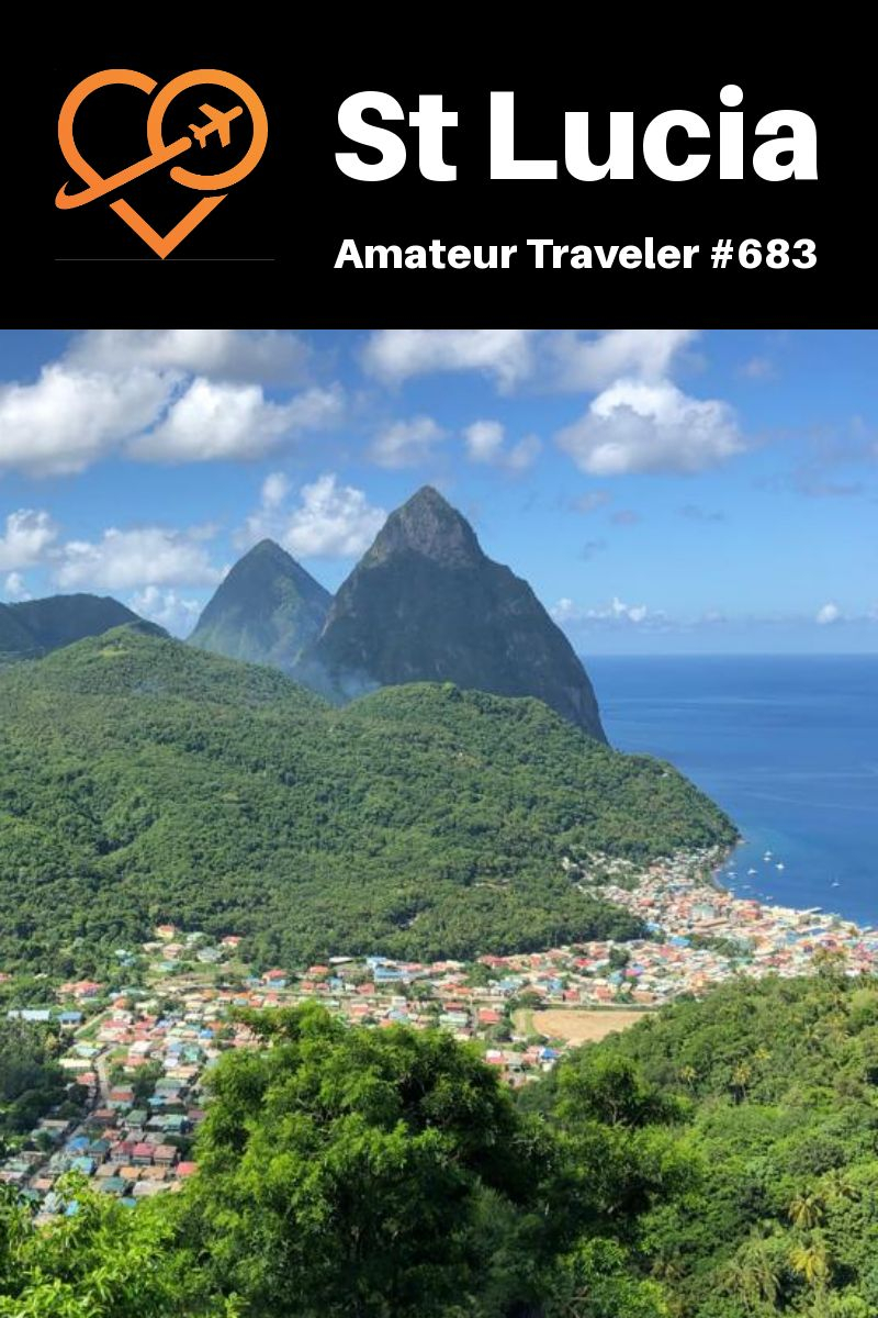 Travel to Saint Lucia (Podcast) #st-lucia #caribbean #island #things-to-do-in #beaches #waterfall #hiking #excursions