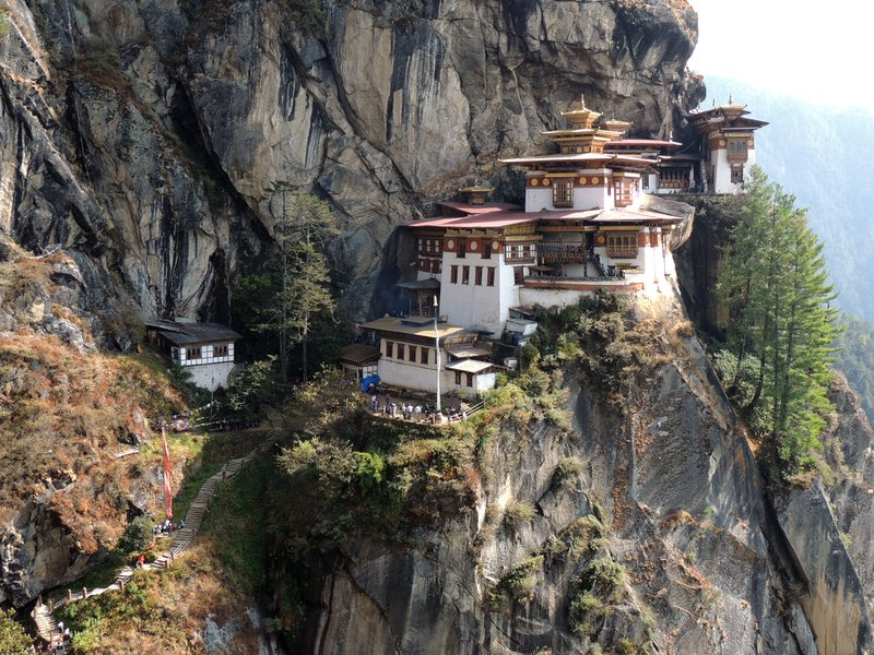 Places to Visit in Nepal and Bhutan, the Roof of the World