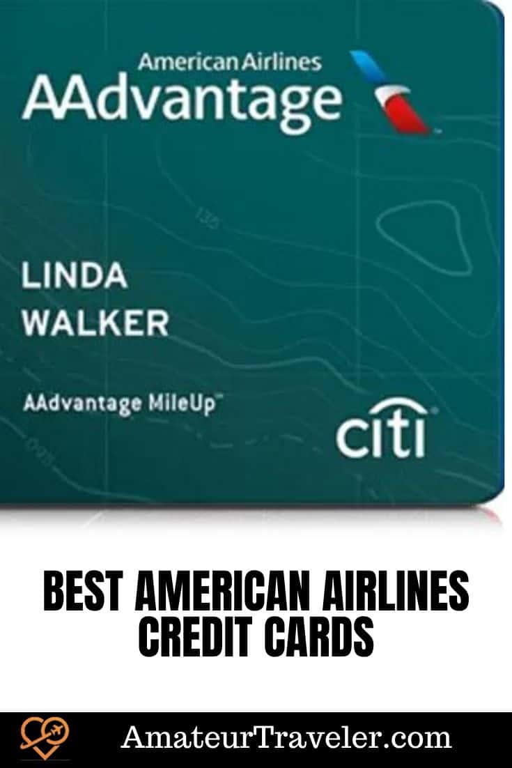 Best American Airlines Credit Cards | Travel Credit Cards #travel #credit-card #american #airlines