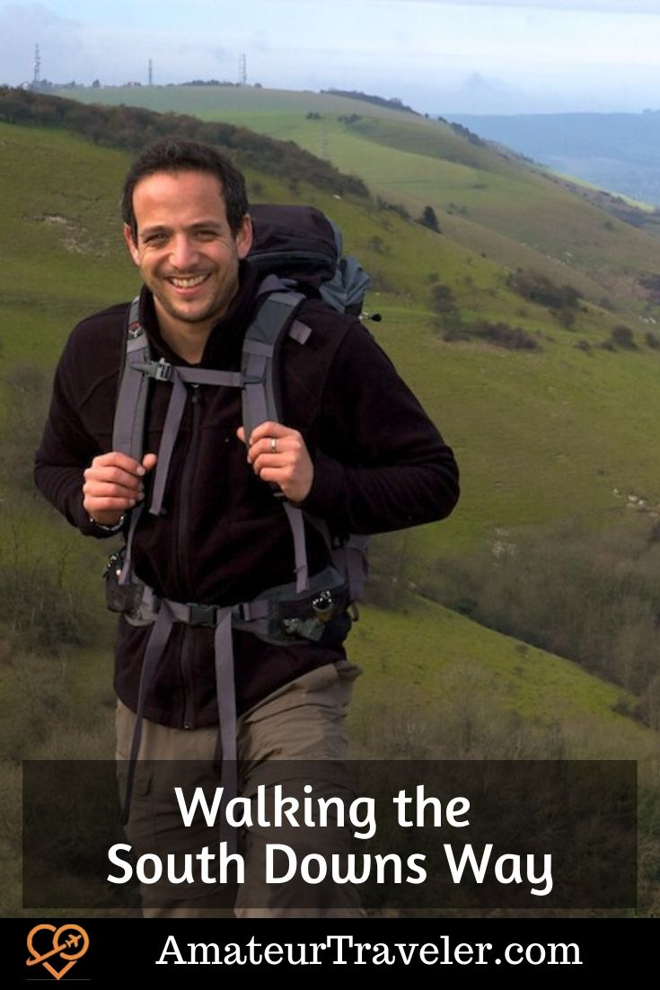 Walking the South Downs Way (Podcast) | South Downs National Park Trek/Hike #travel #trip #vacation #south-downs #england #uk #britain