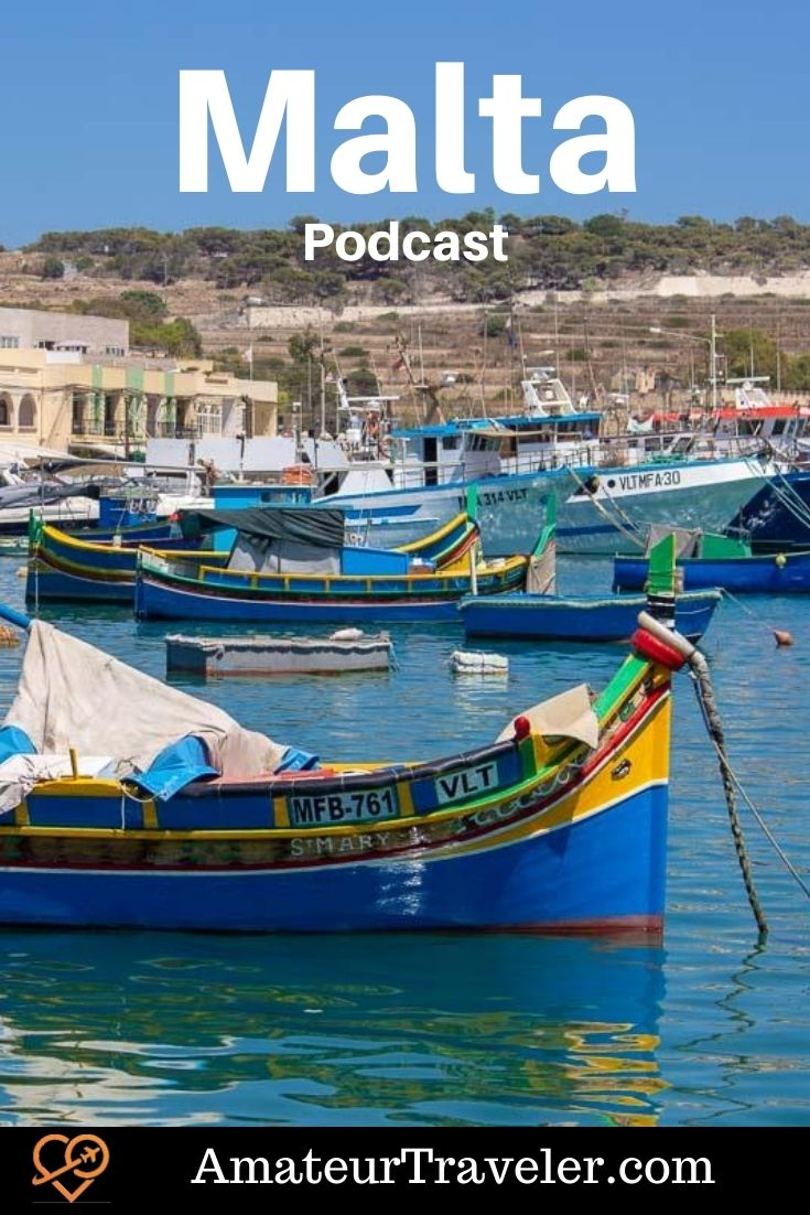 Sightseeing in Malta | Things to do in Malta (Podcast) #travel #trip #vacation #malta #itinerary #island #valletta #mdina #gozo #blue-lagoon