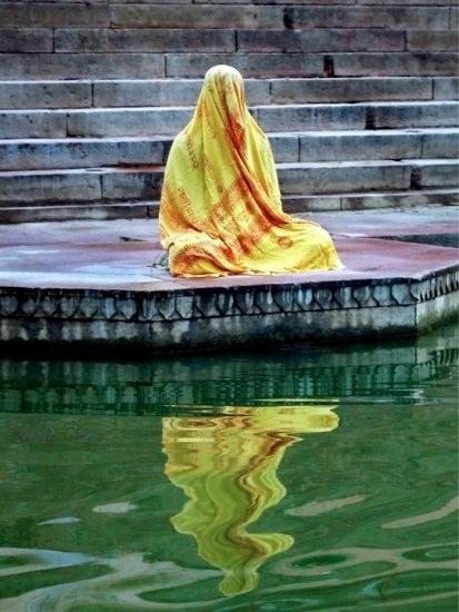 Ganga Dream – Varanasi, India – Photo