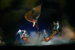 The Spectacle of Cirque du Soleil's Ka – MGM Grand – Las Vegas
