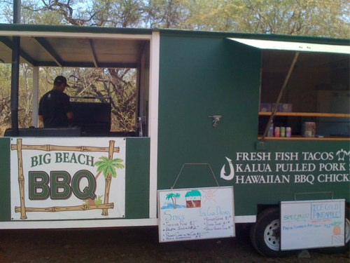 Pork Sliders from Big Beach BBQ – Maui