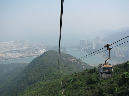 """Cable Car"" – Hong Kong"