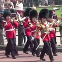 Changing the Guard at Buckingham Palace – London, England – Video Episode 57