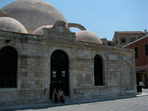Yiali Tzami Mosque – Chania, Crete – Daily Photo