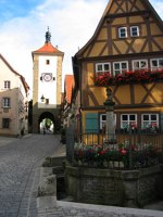 Travel to Rothenburg Germany, Zurich and Interlaken Switzerland – Episode 100