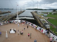 Panama Canal Trip Journal