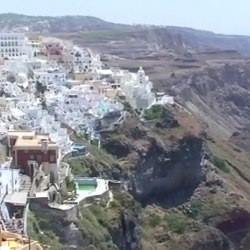 Santorini, Greece (part 1) – Video Episode 51