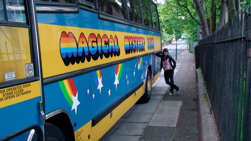 Magical Mystery Tour – Liverpool, England – Photo