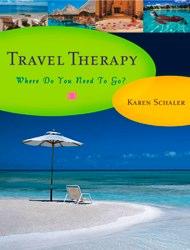 Travel Therapy – interview with author Karen Schaler